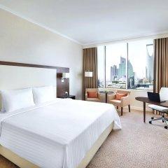 Отель Courtyard by Marriott Riyadh Olaya 4* Улучшенный номер с различными типами кроватей фото 4