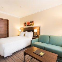 Гостиница Hilton Garden Inn Красноярск 4* Стандартный номер разные типы кроватей фото 3