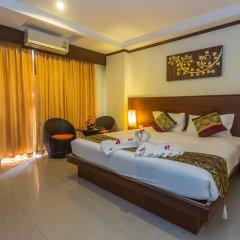 Sharaya Patong Hotel 3* Номер Делюкс с различными типами кроватей фото 4