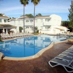 Отель Apartamentos Solecito бассейн фото 2