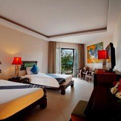 Отель Baan Laimai Beach Resort 4* Номер Делюкс разные типы кроватей фото 9