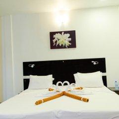 Отель Seven Corals 3* Номер Делюкс с различными типами кроватей фото 3