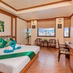 Отель Tiger Inn 3* Улучшенный номер с двуспальной кроватью фото 9