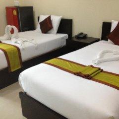 Santiphap Hotel & Villa 3* Стандартный номер с 2 отдельными кроватями фото 2