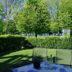 Отель Residence Porto Letizia Порлецца бассейн