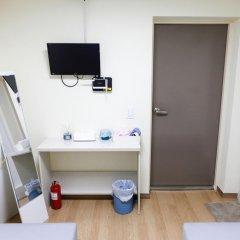 Отель Namsan Gil House 2* Стандартный номер с различными типами кроватей фото 16