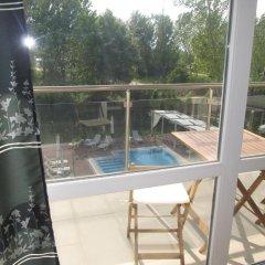 Отель Aparthotel Cote D'Azure 3* Студия Эконом с различными типами кроватей фото 31