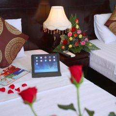 Azura Hotel 2* Стандартный номер с различными типами кроватей фото 2