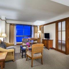 Отель Cholchan Pattaya Beach Resort 4* Улучшенный номер с различными типами кроватей фото 3
