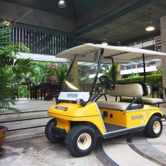 Отель Diamond Suite 2BR Apt in Thappraya Паттайя городской автобус
