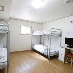 Отель K-Pop Residence Myeong Dong 2* Стандартный номер с различными типами кроватей фото 4