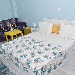 Апартаменты White Rose Apartments Стандартный семейный номер разные типы кроватей фото 13