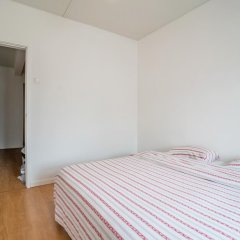 Vistas de Lisboa Hostel Стандартный номер с различными типами кроватей фото 11