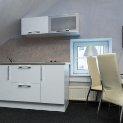 Апартаменты на Поварской Студия с различными типами кроватей фото 5