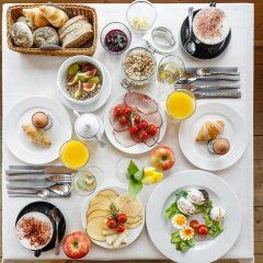 Отель Pokoje Konstantynówka питание