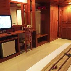 Отель Baumancasa Beach Resort 3* Номер Делюкс с двуспальной кроватью фото 2