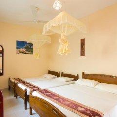 Отель Villa In Paradise Унаватуна комната для гостей фото 5