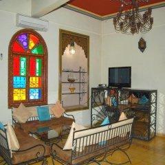 Отель Residence Miramare Marrakech 2* Стандартный номер с различными типами кроватей фото 17