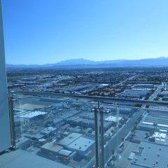Отель Palms Place Hotel and Spa США, Лас-Вегас - 1 отзыв об отеле, цены и фото номеров - забронировать отель Palms Place Hotel and Spa онлайн балкон