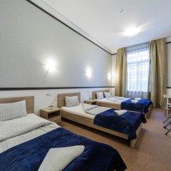 Aquamarine Hotel 3* Стандартный номер с разными типами кроватей фото 6