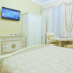 Гостиница La Scala Gogolevskiy 3* Стандартный номер с разными типами кроватей фото 11