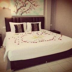 Samui Green Hotel 3* Стандартный номер с двуспальной кроватью