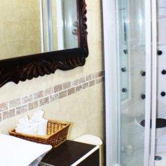 Hotel Real Camino Lenca ванная