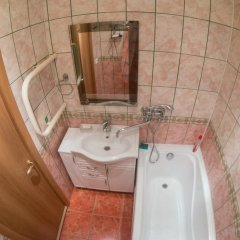 Апартаменты Murmansk Apartments Мурманск ванная