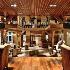 Апартаменты Vogue Boat Apartments Будапешт интерьер отеля