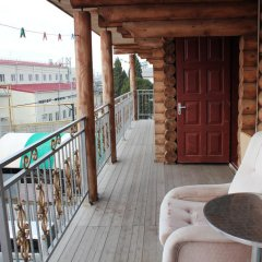 Гостиница Эко Дом балкон фото 5