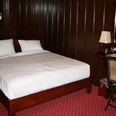 Отель Villa Lao Wooden House 2* Стандартный номер с различными типами кроватей фото 3
