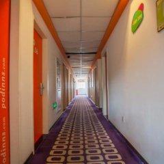 Отель Pod Inn Hangzhou Genshan Liushui Garden Wenhui Bridge Китай, Ханчжоу - отзывы, цены и фото номеров - забронировать отель Pod Inn Hangzhou Genshan Liushui Garden Wenhui Bridge онлайн интерьер отеля
