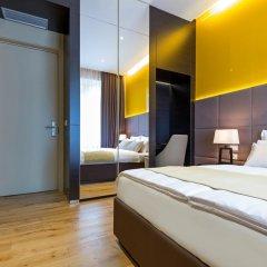 Отель Maccani Luxury Suites 4* Представительский люкс с различными типами кроватей фото 35