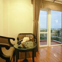 Hoian Sincerity Hotel & Spa 4* Стандартный семейный номер с двуспальной кроватью