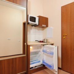 Апарт Отель Лукьяновский Стандартный номер с двуспальной кроватью фото 4