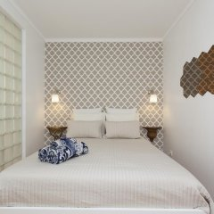 Апартаменты Bairrus Lisbon Apartments - Rossio Лиссабон комната для гостей фото 3