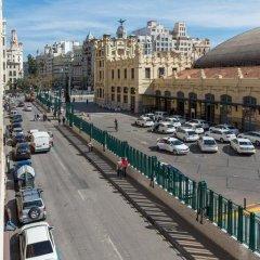 Отель Central Station Valencia Испания, Валенсия - 1 отзыв об отеле, цены и фото номеров - забронировать отель Central Station Valencia онлайн балкон