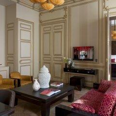 Buddha-Bar Hotel Paris 5* Улучшенный номер с различными типами кроватей