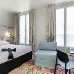 Отель ibis Styles Paris Gare Saint Lazare 3* Стандартный номер с различными типами кроватей