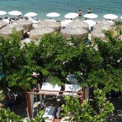 Hotel Rigakis пляж
