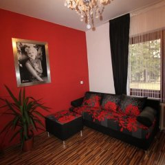 Отель Willa Cztery Strony Świata Апартаменты фото 7
