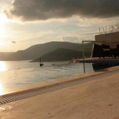 Отель Villa Bianca бассейн