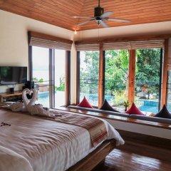Отель Korsiri Villas 4* Вилла Премиум с различными типами кроватей фото 39