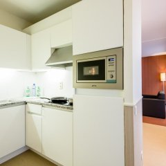Отель Arass Business Flats 3* Люкс с различными типами кроватей фото 8