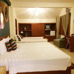 Viva Hotel 2* Люкс с различными типами кроватей фото 2