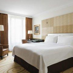 Paris Marriott Champs Elysees Hotel 5* Номер Делюкс фото 2