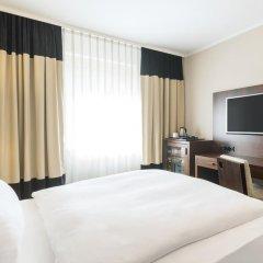Hotel NH Düsseldorf City Nord 4* Стандартный номер разные типы кроватей фото 17
