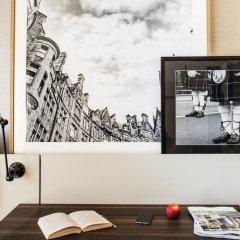 Отель Aparthotel Adagio Edinburgh Royal Mile 4* Апартаменты с различными типами кроватей фото 4