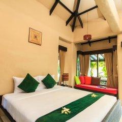Отель Punnpreeda Beach Resort 3* Люкс повышенной комфортности с различными типами кроватей фото 5