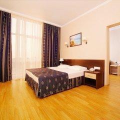 Гостиница Эмеральд комната для гостей фото 4